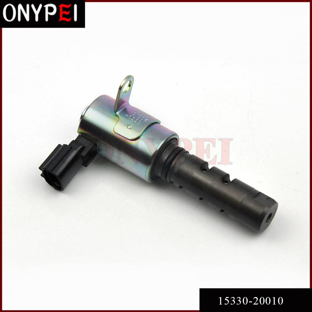 15330-20010 Cam Timing Solenoid Oil Control Valve 153300A010, 1533020010, 1533020011 For Toyota Lexus V6 RT RX300 1533020010