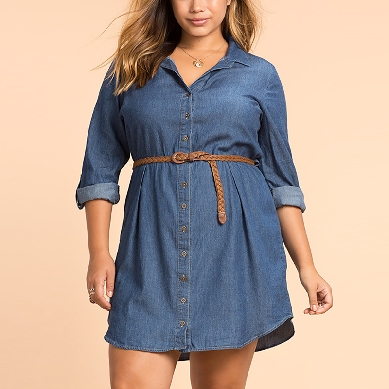 Compare Prices on Jean Shirt Plus Size 5xl- Online Shopping/Buy ...