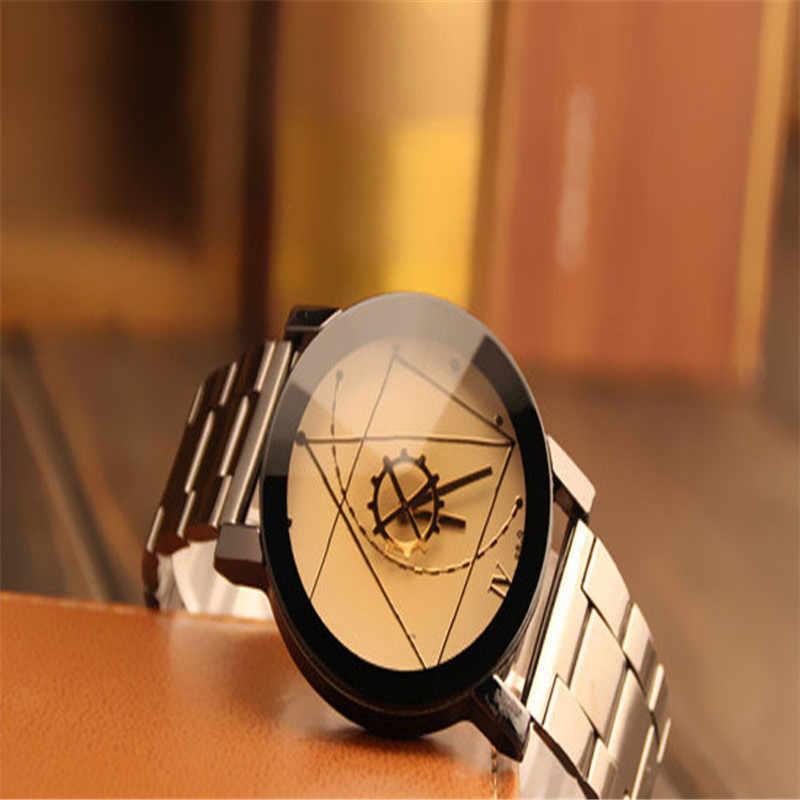 גבירותיי שעון נשים שעונים יוקרה נירוסטה אנלוגי קוורץ שעון יד צמיד שעון relogio feminino reloj mujer 30X
