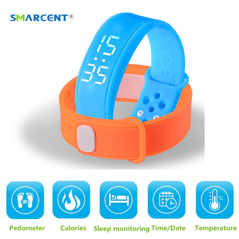 Smarcent Multifunction W6 Sport Smart Band Health