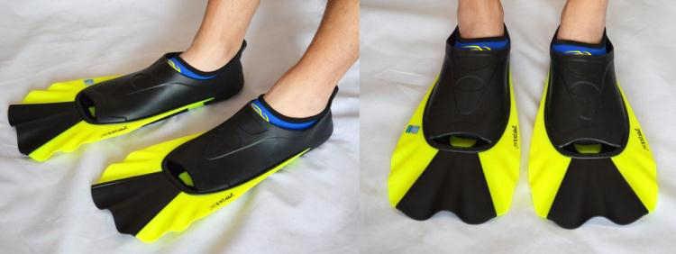 MANTER 3 MM Short de Neoprene Meias de Praia Em Barbatanas Nadadeiras de MERGULHO Não-slip Antiderrapante Botas de Mergulho Scuba Snorkeling Wetsuit sapatos em casa