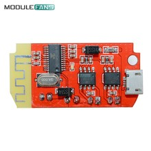 DC 3.7V 5V 3W Digital Audio Amplifier Board Double Dual Plate Bluetooth Speaker Modification Sound Music Module Micro USB DIY(China)