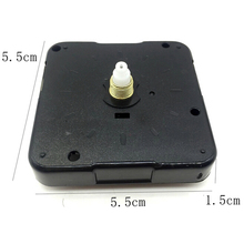 Quartz Wall Clock Spindle Movement Mechanism Part DIY Repair stitches and screw gasket For Clock Repair 3 Colors