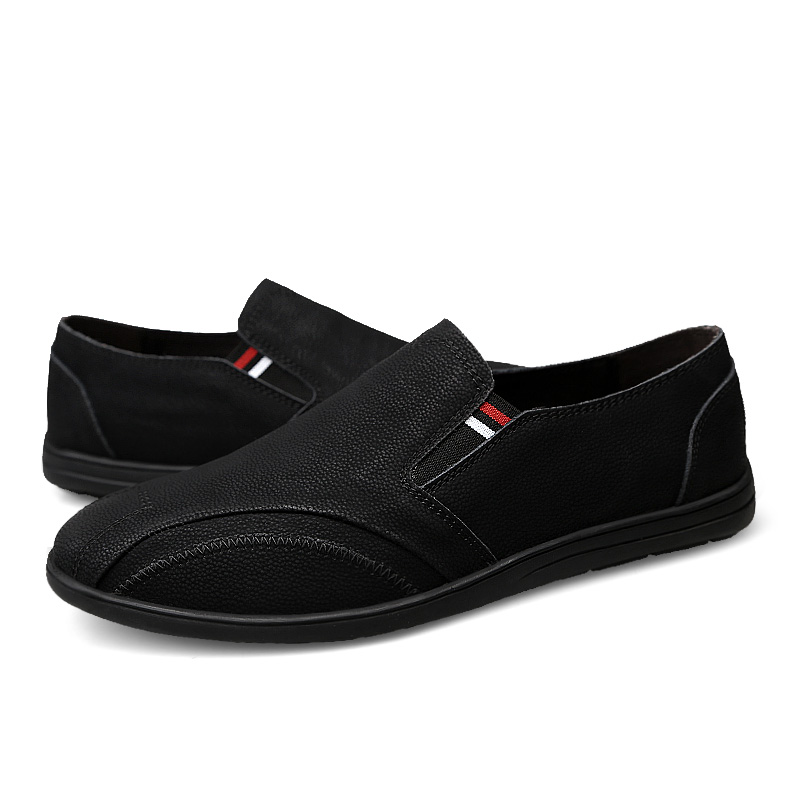 2018 new style men's casual shoes loafers breathable youth man shoes - Men's Shoes - Photo 6