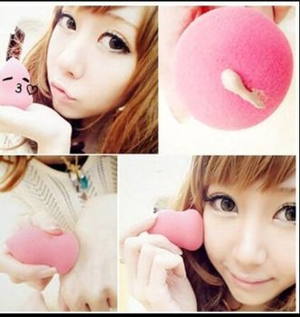 2019 Rushed 1pcs Fashion Women Gourd Shape Powder Puff Of Many Colors Beauty Make-up Sponge Tool Girl Makeup Tools Accessories 2