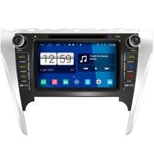 Winca s160 Android 4.4 sistema del coche DVD GPS unidad principal SAT NAV para Toyota Camry 2012-2014 con Radios estéreo Cintas grabadora