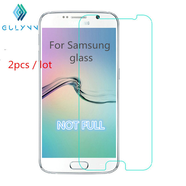 2PC/Lot Ffor Samsung Galaxy S7 S6 S5 Note 5 A3 A5 2017...