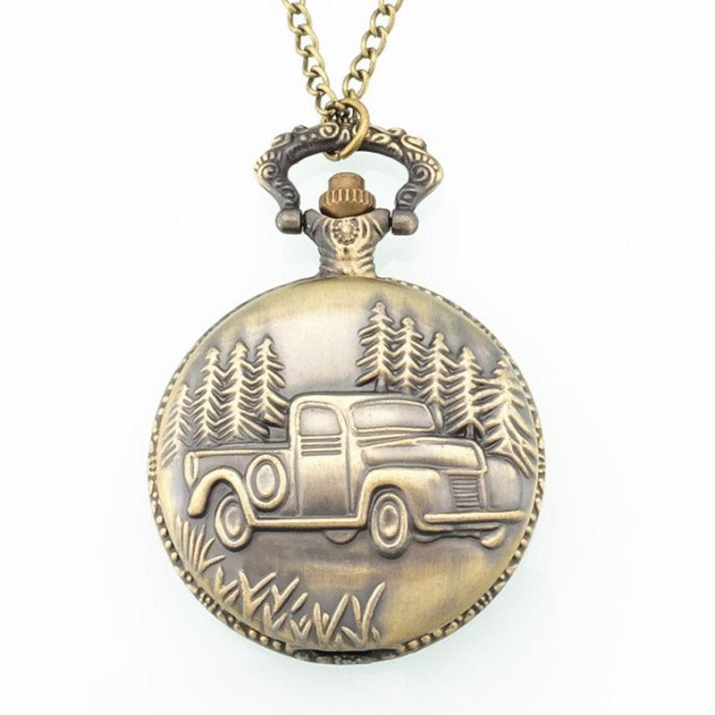 Антикни брончани аутомобилски дизајн - Џепни сатови