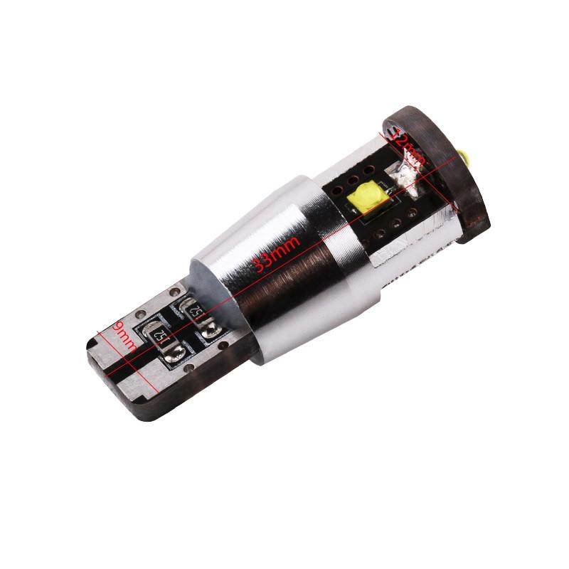 T10 светодиодный автомобильный 168 W5W для SAMSUNG чипы smd 501 194 светодиодный задний сигнал DRL светильник ксеноновые лампы Белый t10 автомобильный светильник источник 12 В