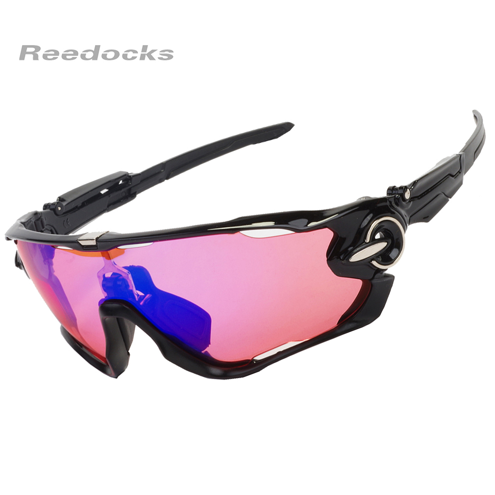 2017 New Polarized Sports Men Women Sunglasses Road Cycling Glasses Mountain Bicycle Riding UV400 Goggles Brand