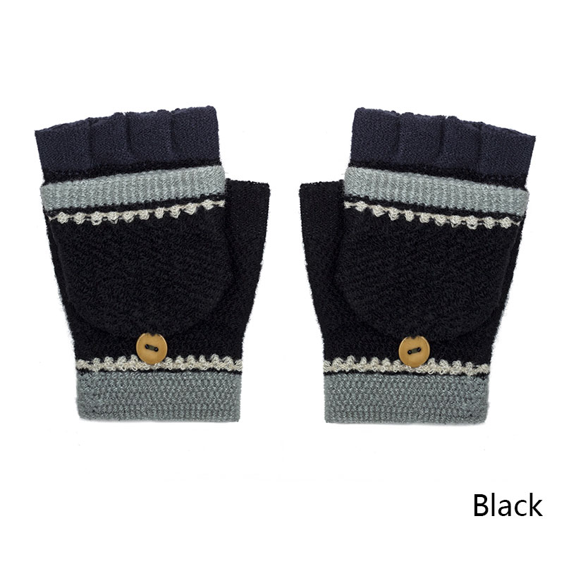 Παιδικά Πλεκτά Γάντια για Αγόρια & Κορίτσια Παιδικά Ρούχα Ρούχα MSOW