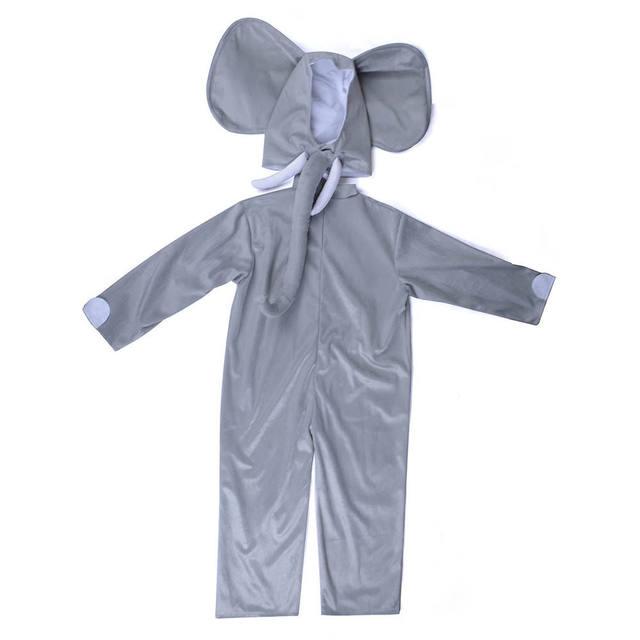 Boys Elephant Jumpsuit for Halloween