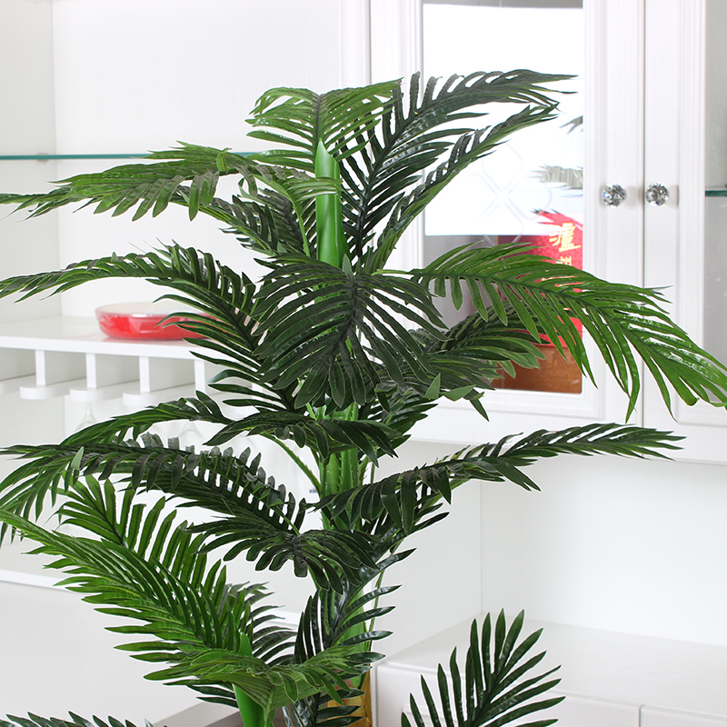 ... 1.6 Fake Tree Simulation Plant Tree Bonsai Tree And Plants Living Room  Floor Office Decorated Flower ...
