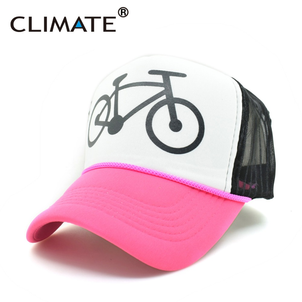 CLIMATE 2017 New Summer Chance The Rapper Bike Biycle Cool Mesh Trucker Caps Youth Lovers Girl Cool Net Baseball Caps Hat Summer climate new summer cool black mesh trucker caps guardians of the galaxy groot fans printing meh youth nice mesh cool summer caps