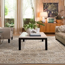 Retro American style machine weaved living room rug, big size classical vintage pastoral home decoration carpet ,Persian