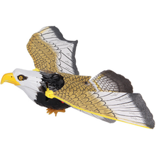 Flying Bird Plane Flapping Wing Flight Model Electric Suspension Line Eagle Hovering Toy 360 Rotation