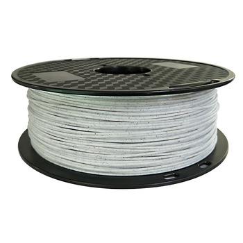 Drukarka 3d filament 1 75mm PLA marmur 1KG 0 1KG materiał z drutu kamiennego druk 3d tanie i dobre opinie NoEnName_Null CN (pochodzenie) Stałe 343 metrów GD-MARBLE