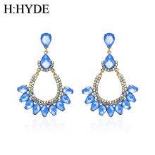 Buy purple chandelier earrings and get free shipping on AliExpress.com