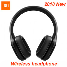 2018 Xiaomi Bluetooth Wireless Headphone 40mm Dynamic Headset APT - X Music Player support Volume Control Game headphone(China)