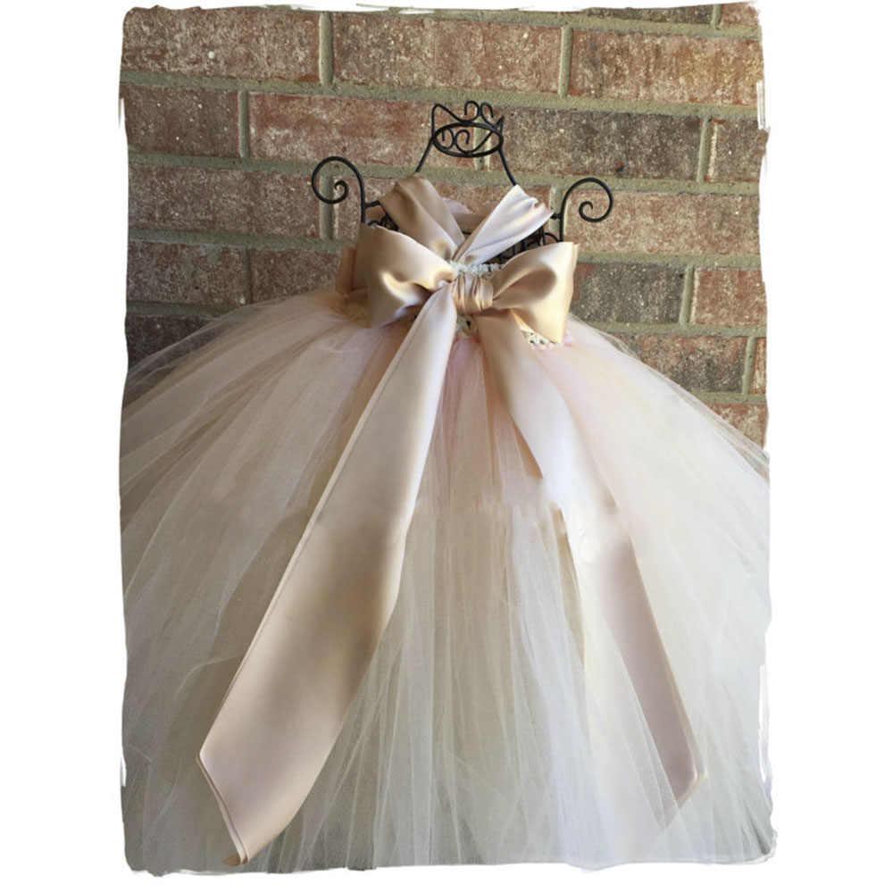 b82011042618a Detail Feedback Questions about Handmade Blush Flower Girl Wedding ...