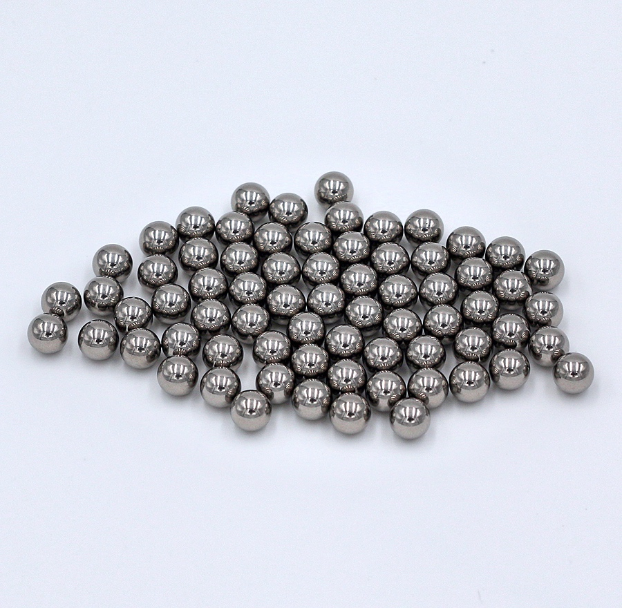 6mm 1000PCS AISI 316 G100 Stainless Steel Ball Bearing Ball