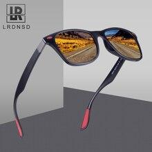 LRDNSD Brand Design Classic Polarized Sunglasses Men Women D