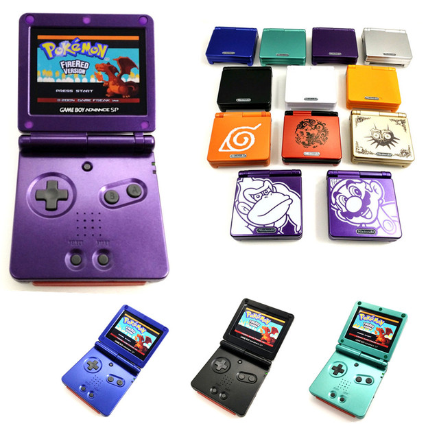 professionally rrefurbished for gameboy advance sp for gba sp