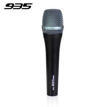 Профессиональный проводной микрофон Динамический микрофон караоке микрофон Microfono для e935 e 935 KTV контроллер подвижной катушкой микрофоны