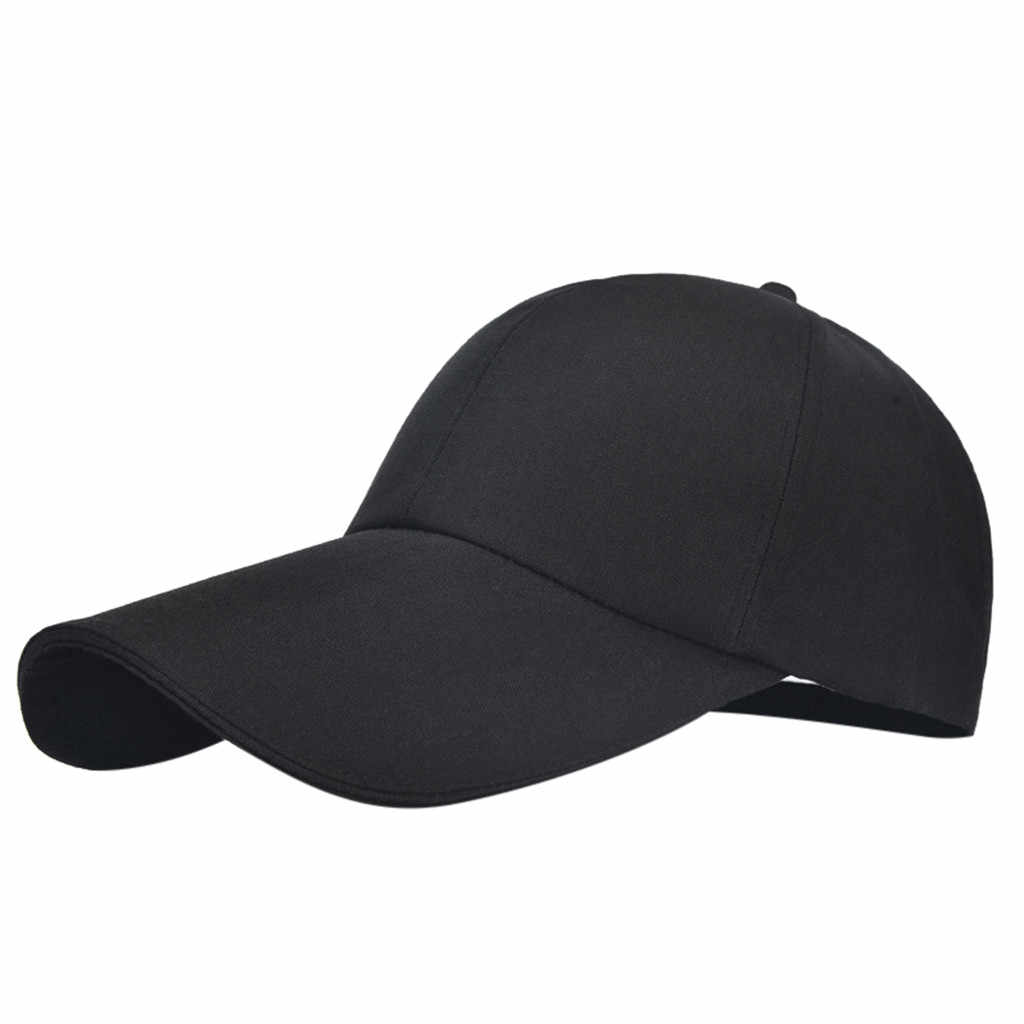 KANCOOLD Ultra-slim Solid Summer Running Cap Branded Baseball Cap Men Women Dad Cap Bone Snapback Hats For Men Bones Masculino