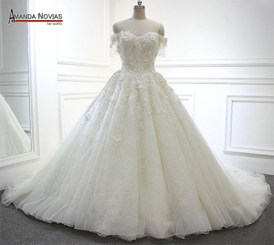 Nett Voll Perlen Hochzeitskleid Ideen - Brautkleider Ideen ...