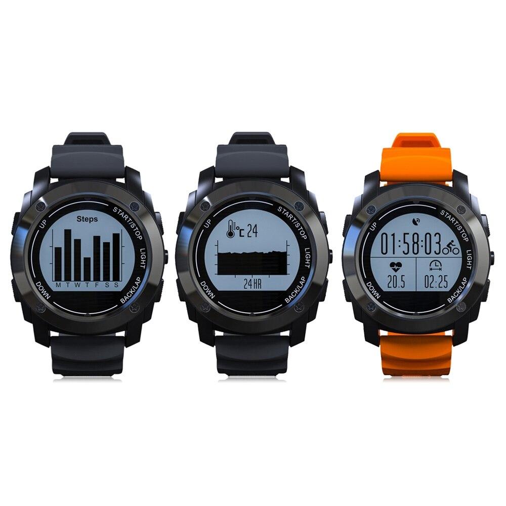 DM18 Waterproof GPS Running Smart Watch Sports Fitness ...