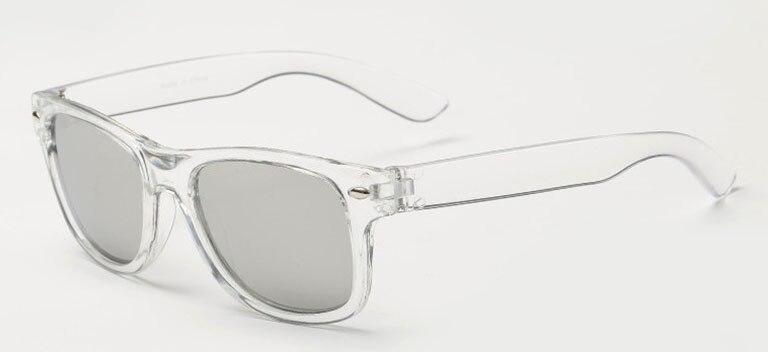 Long Keeper Kid Gafas de sol Gafas de sol Niños Marco transparente - Accesorios para la ropa - foto 2