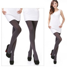 80D Super Elastic Magical Tights Women Goose Down Silk Stockings Skinny Legs Collant Sexy Pantyhose Prevent Hook Silk Stockings
