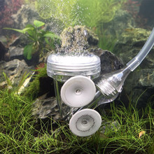 CO2 diffuser atomizer bubble counter check valve ISTA 3 in 1 compact V