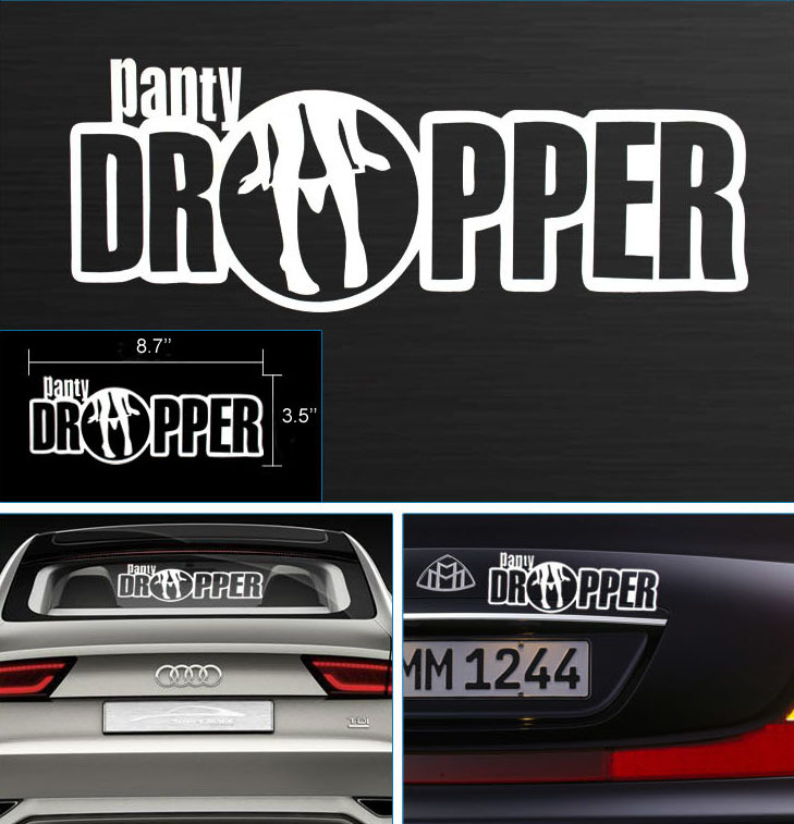 50pieces lot sexy panty dropper decal volkswagen car sticker funny decals for skoda octavia on aliexpress com alibaba group