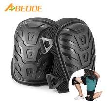 Knee-Pad Support Garden-Protector for Cushion Labor Insurance Black EVA