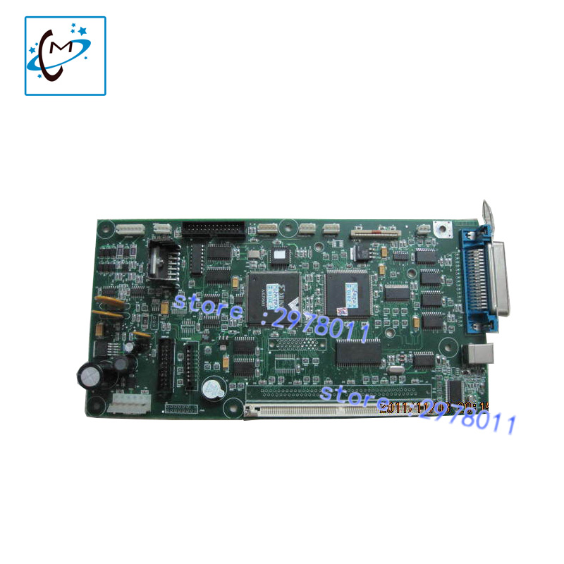 Brand new!!! novajet encad 750 main board carriage board use for Lecai Skycolor inkjet printer mainboard spare part brand new zhongye 12 heads printer xaar 128 head board carriage board eco solvent printer spare parts