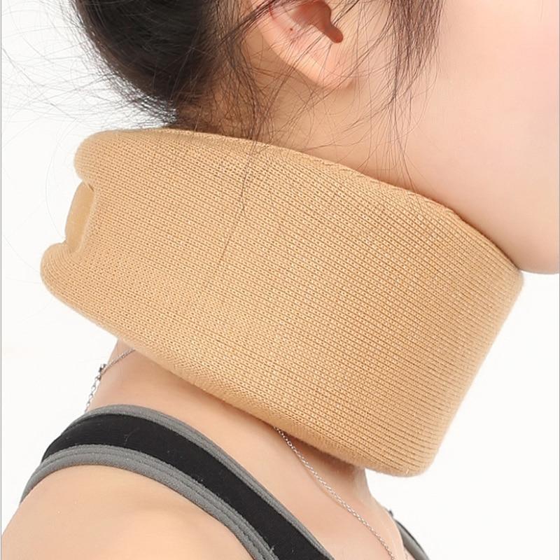 blessfun Medical Neck Brace Көбік Жатыр мойыншасы - Денсаулық сақтау - фото 1