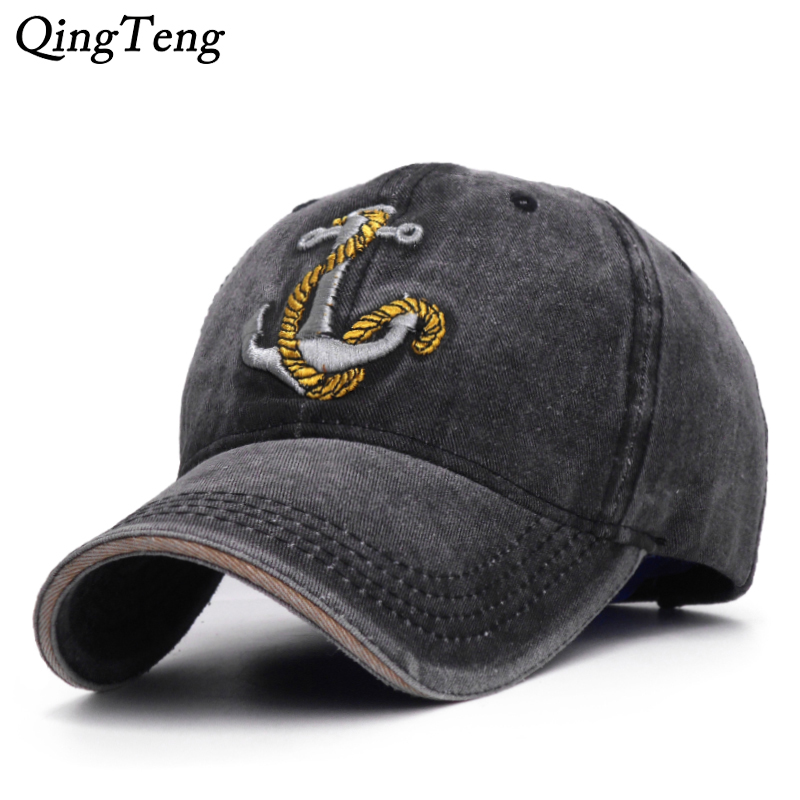 Vintage Washed Soft Cotton   Baseball     Cap   Men Casquette Brand Women Snapback   Caps   3d Embroidery Dad Hat Casual Sports   Cap
