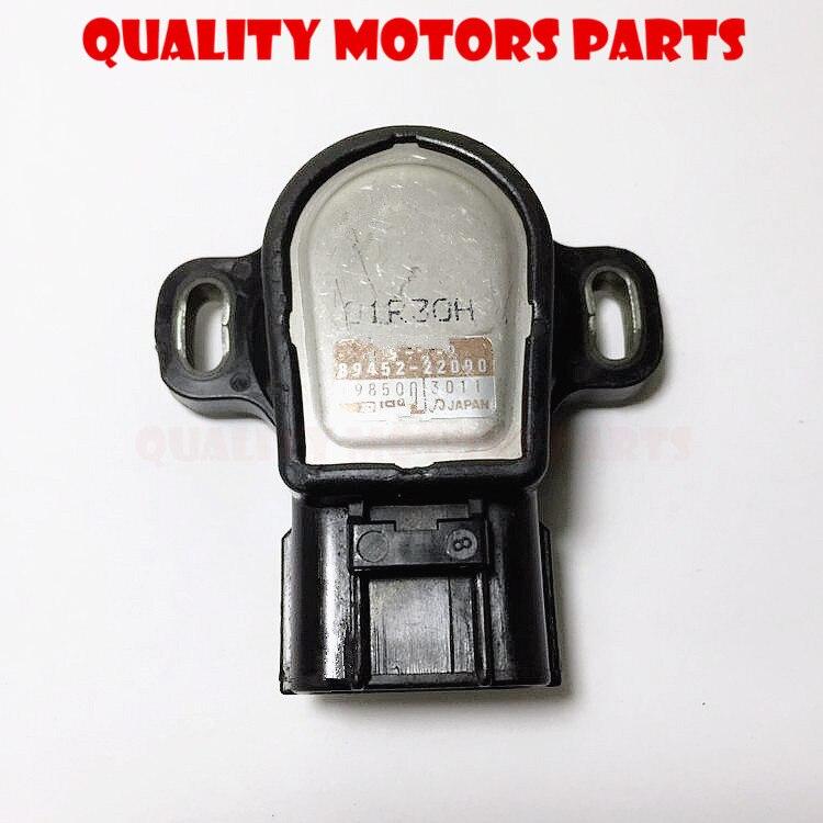 Toyota MR2 MK2 1999 revisión 5 Sensor De Posición Del Acelerador-parte número 89452-22090