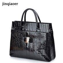 NEUE Mode pu-leder Retro Pack Handtaschen Frauen Alligator Handtasche Messenger Schultertasche Taschen Frauen Leder Tasche Förderung