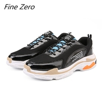 Fine Zero New Breathable Men Sneakers Male Shoes Adult High Quality Comfortable Non slip Soft Mesh Men Shoes Brand Tenis Feminin