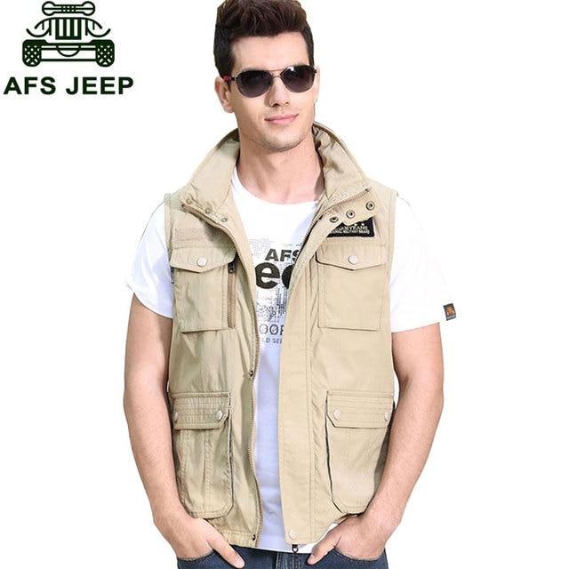 Vests 4XL 5XL 6XL 7XL 8XL PLUS SIZE 2016 Autumn Men Sleeveless Vest Jackets Casual Brand-Clothes CLOTHES Waistcoat Quick Dry