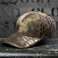 Cap camuflagem selva caça camo chapéus para cap de pesca ao ar livre boné de beisebol das mulheres dos homens do exército tático camo snapback osso