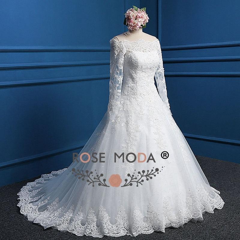 Winter Wedding Rose Dresses