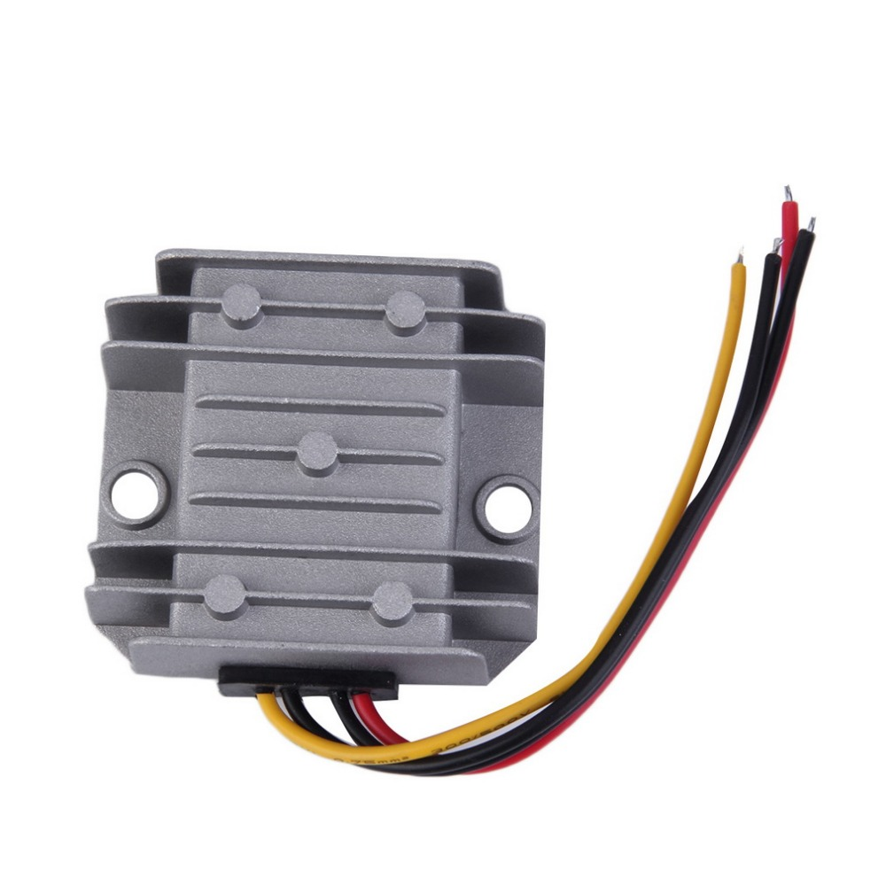 Waterproof dc dc voltage converter regulator 24v step down for Waterproof dc motor 12v
