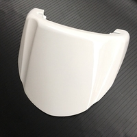 Motorcycle parts White Rear Solo seat Cover For Suzuki Boulevard VZR 1800 M109R 2006 UP