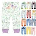 Y08 ferr envío PP pantalones pantalones bebé niño desgaste pantAutumn/Primavera del algodón del bebé Macho y hembra bebé variedad de opcional