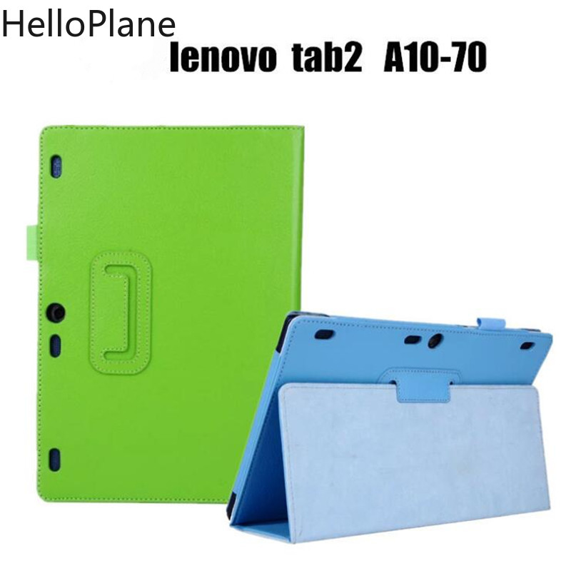 все цены на For Lenovo Tab 2 A10-30 A10-70 A10-70F A10-70L A10-30F X30F 10.1 Tab2 A10 30 70 Tablet Case Bracket Flip Leather Cover онлайн