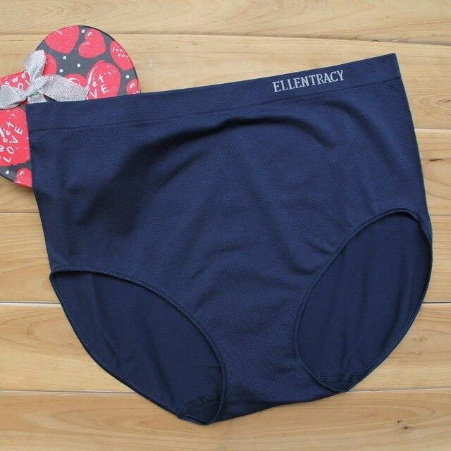 0c62ecc22a6f Wholesales 3pcs/lot Ellen Tracy women ladies underwear sexy seamless  panties women's underpants plus size briefs calcinha bragas